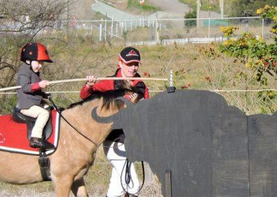 Working Equitation Junior rider