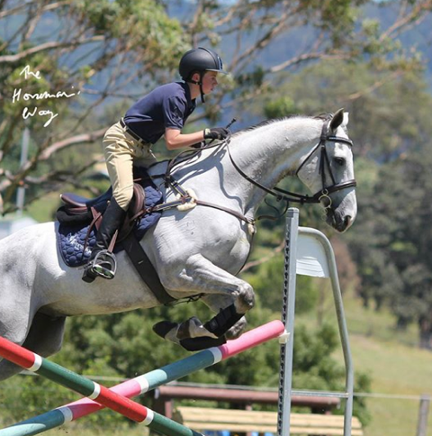 Clear Round Jumping – Training day