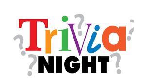 Trivia Night – Sunday May 20