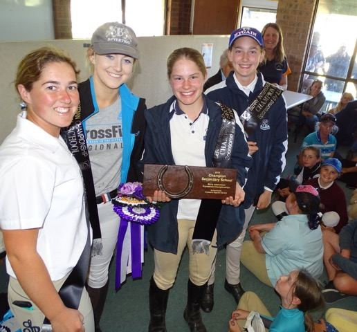 Berry Interschools – What an Event!