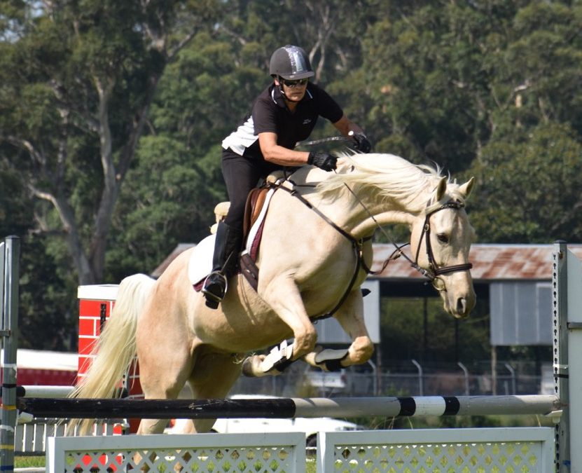 Superphase Show jumping Comp
