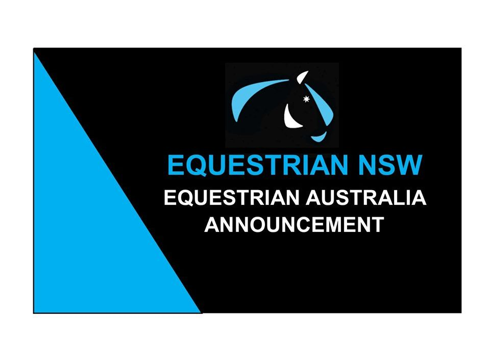 EA – NSW Announcement